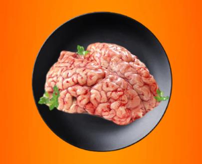 Beef Brain/Maghaz