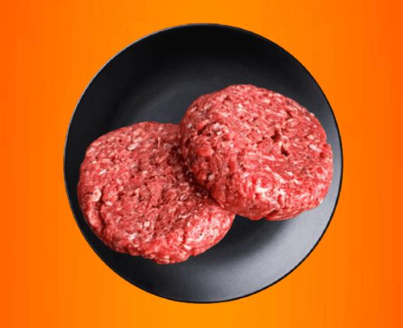 Beef Burger Mince/Qeema for Patties